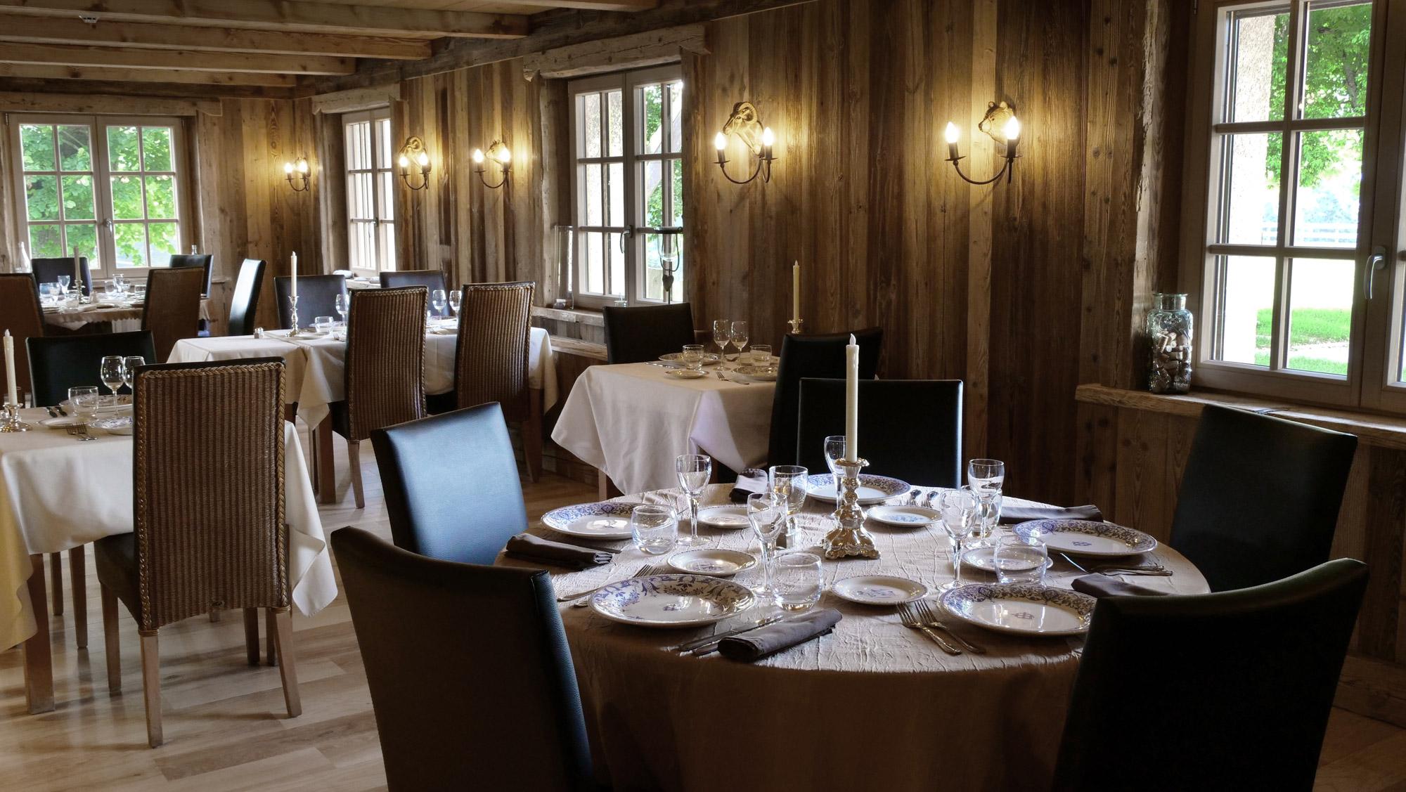 Restaurant Le Tillau