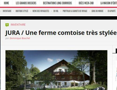 TravelStyle talks about Le Tillau
